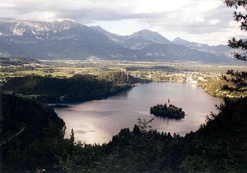 Jezera Bledto